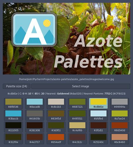 azote-palettes