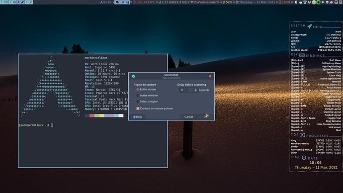 i3-screenshot-st-conky-conkybar