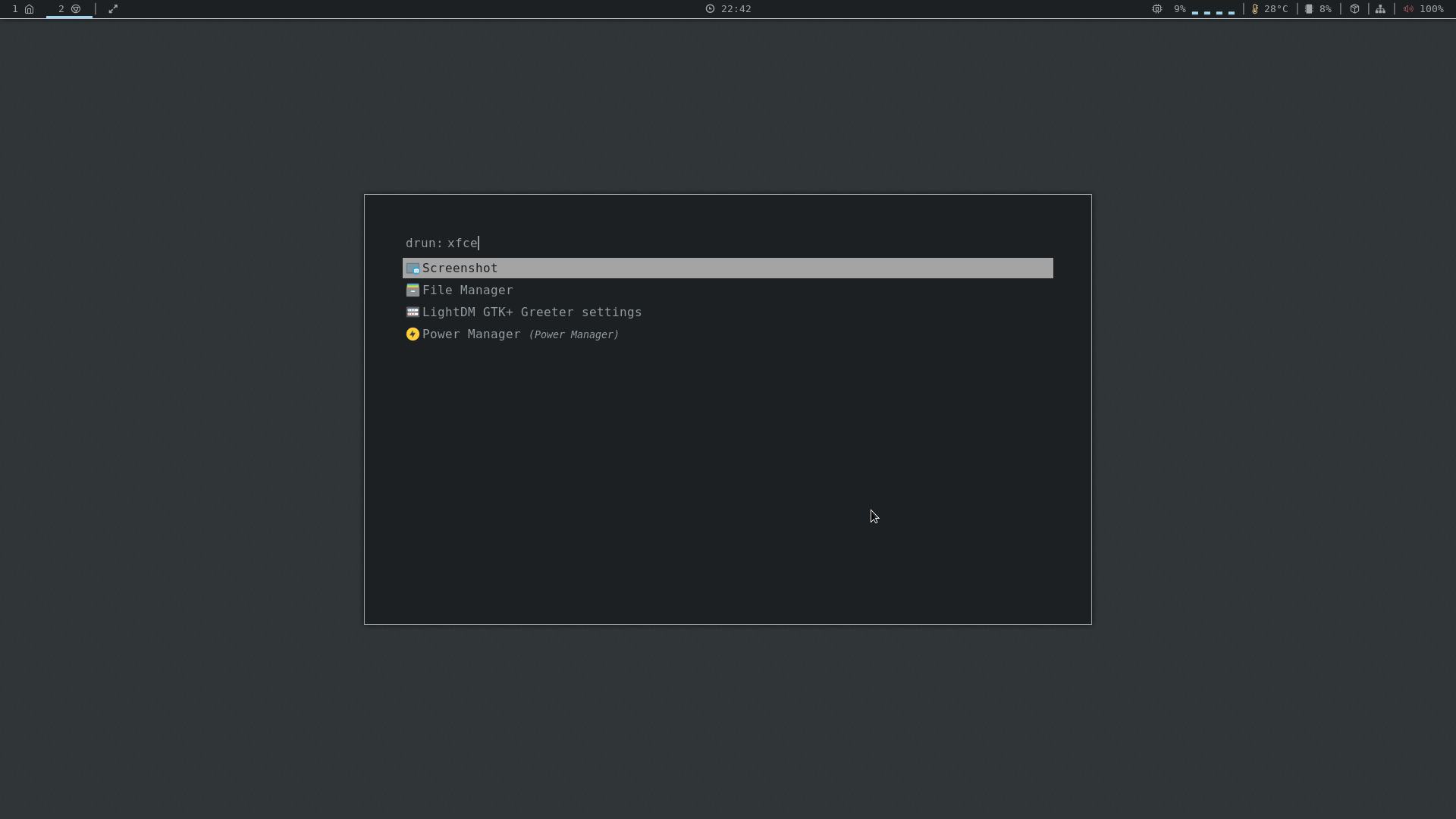 Rofi doesn't show some apps in I3 - Bug Reports - ArchLabs Linux