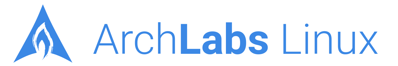 ArchLabs Linux