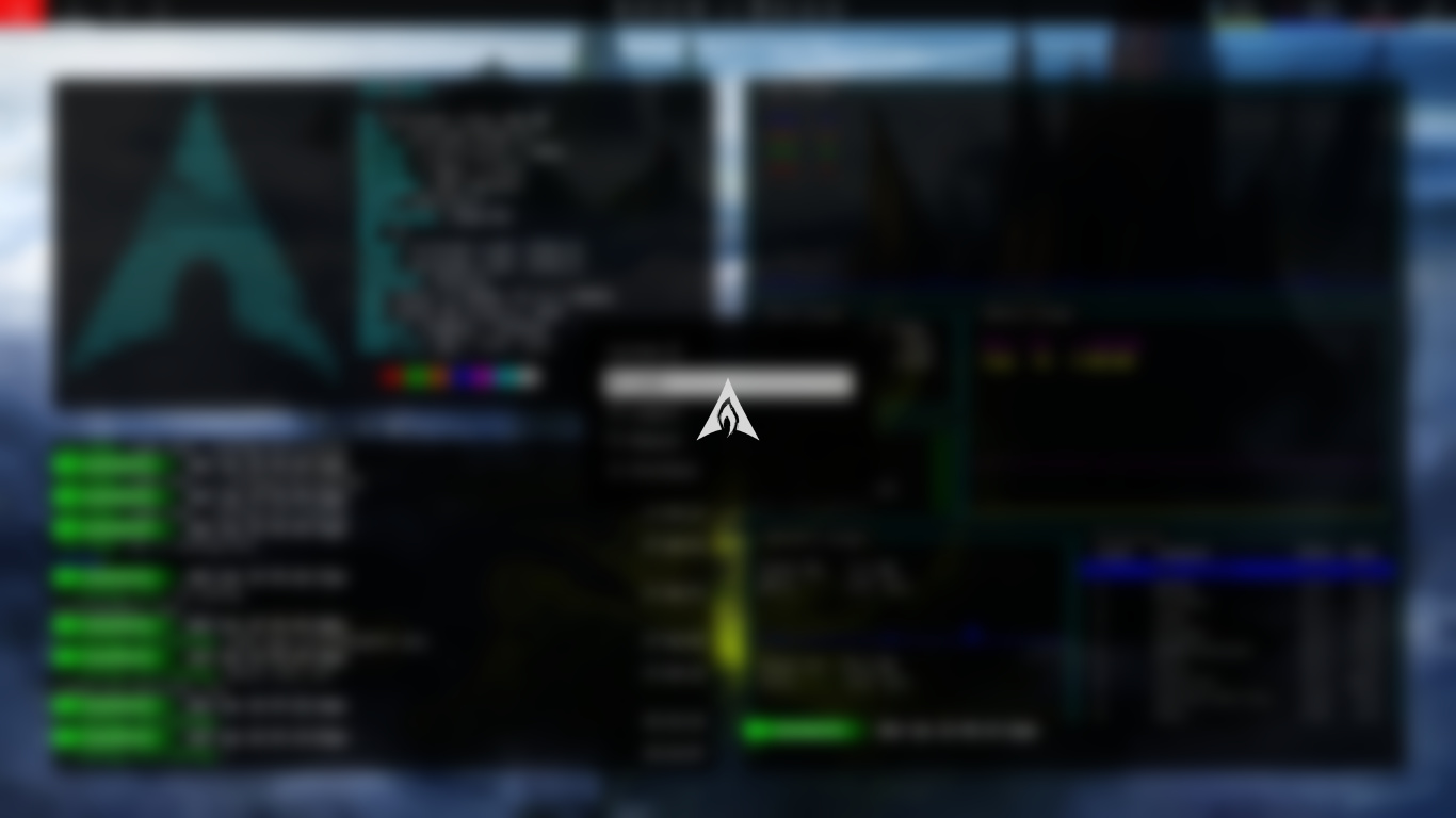 Rofi Lock Screen Script - Applications - ArchLabs Linux