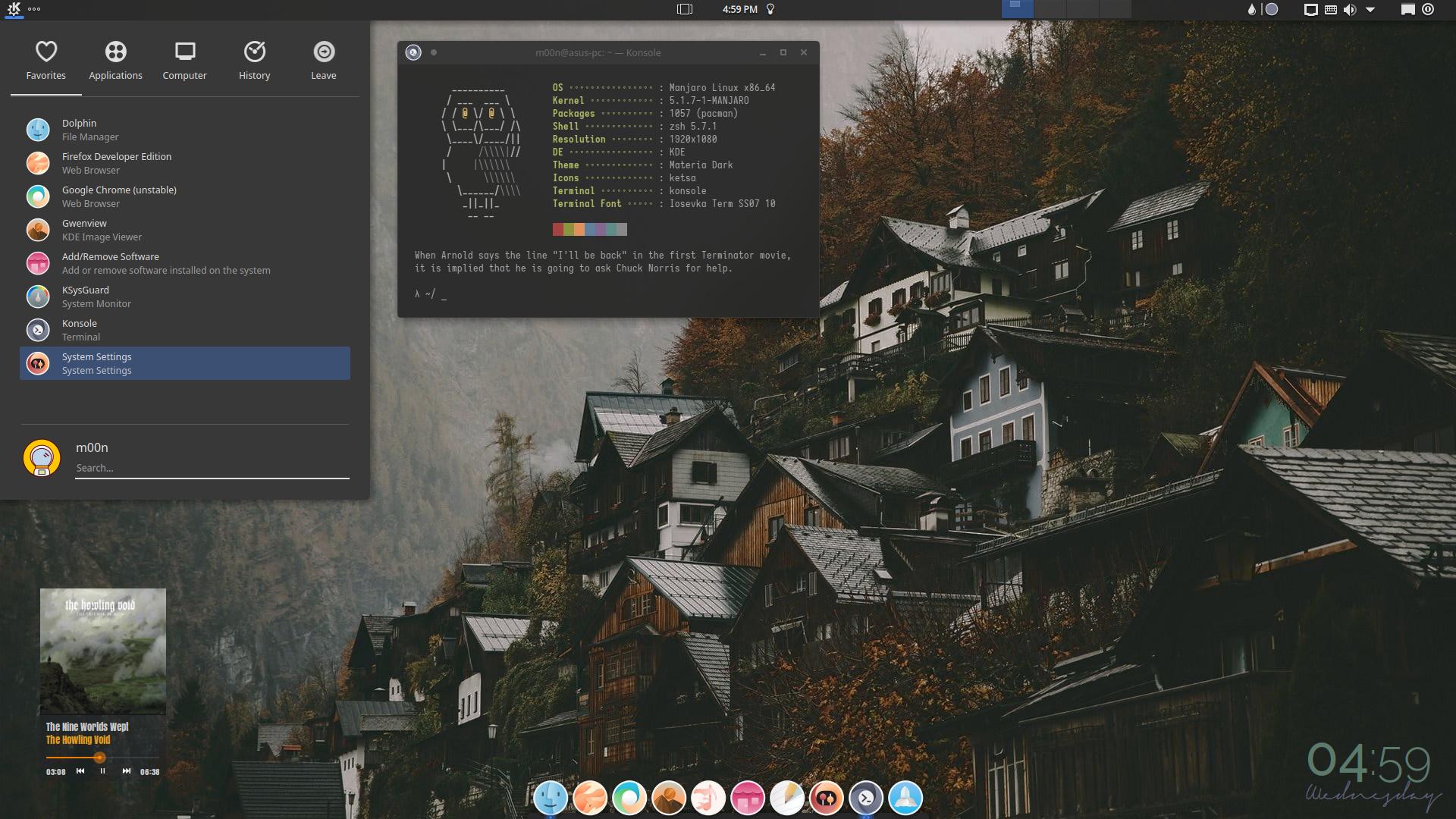 June 2019 Screenshot Thread - Artwork - ArchLabs Linux