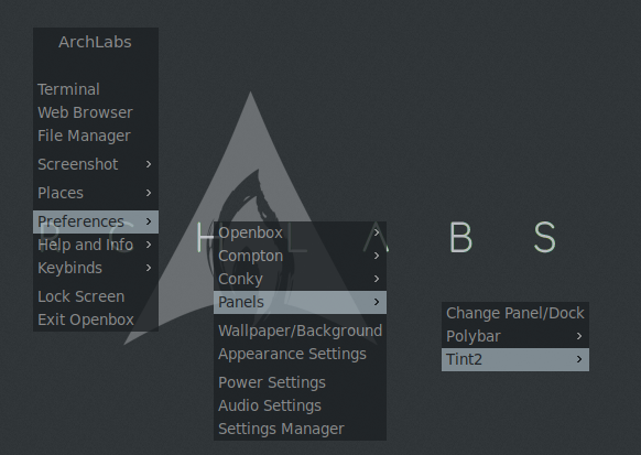 Openbox Menu: gaps between submenus - Basic Help & Support
